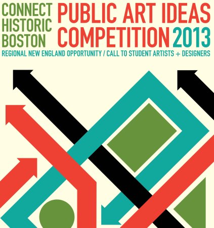 We provided behind-the-scenes organizational and planning assistance to the Connect Historic Boston ideas competition, 2013.
