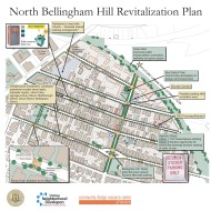 CDRC design charrettes led to $860,000 in neighborhood improvements in Chelsea's Bellingham